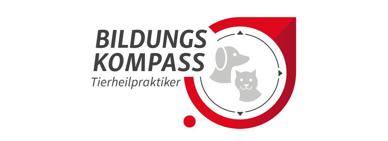 Bildungskompass - Tierheilpraktiker Logo Pressemitteilung